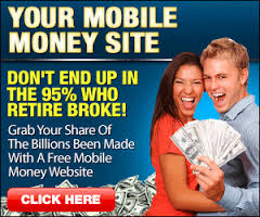 mobile money site